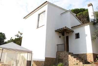 Дом в Испании у моря на побережье Коста Брава в 3 минутах от пляжа и соснового парка